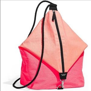 💕🎒 Victoria's Secret Draw String Backpack 🎒💕